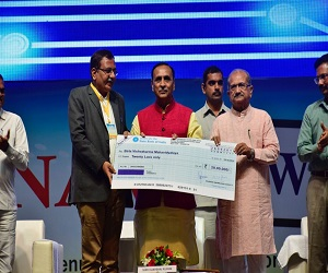 BVM received SSIP Grant from Govt. of Gujarat