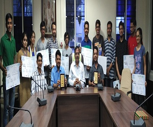 Congratulations to Students and Faculty  for outstanding Performance in National Level Hackathon-2017